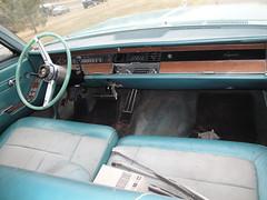 67 Imperial Crown (DVS1mn) Tags: cars hardtop car teal seven 1967 imperial crown mopar luxury 67 sixty nineteen ninety chryslerimperial 4door ninetysixtyseven