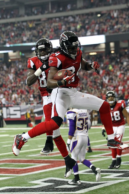 Falcons vs. Vikings - 2011