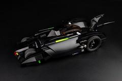 Batmobile: THE 'BLKSHADOW' (: VolumeX :) Tags: justice lego wheels super heroes batmobile fbtb