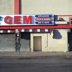 East New York, 2010 (andrew wertz) Tags: ny 120 brooklyn fuji slidefilm bronicasqa