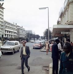 Nairobi (Andy961) Tags: africa people film vintage cityscape kenya nairobi kodacolor 126