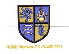 RUMS Womens FC-NAMS