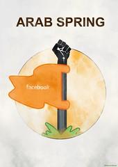 arab spring (waleed idrees) Tags: poster spring palestine arab waleed   idrees