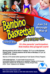 Bambino Basketball (Grafixsalsero) Tags: