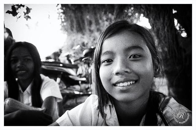 Journée scloraire de lONG AVEC aur Cambodge