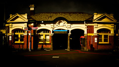 "Footscray railway station • <a style=""font-size:0.8em;"" href=""http://www.flickr.com/photos/44919156@N00/6487952657/"" target=""_blank"">View on Flickr</a>"