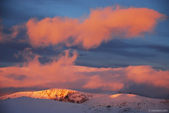 fficially - Winter is here !! Rila mountain, this morning at 2500m (.:: Maya ::.) Tags: park pink winter sky mountain snow clouds sunrise peak rila national     vazov       mayaeye mayakarkalicheva