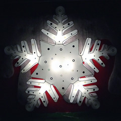 . (.Travis) Tags: christmas star parol