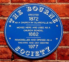 Photo of Blue plaque № 8307