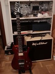 Ibanez JS100 - 3 (carahuevo) Tags: guitar ibanez satriani js100