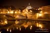 Roma - Ponte S. Angelo - S. Pietro (Maurizio Montanaro™ - ) Tags: roma canon castelsangelo sanpietro pontesantangelo atx165prodx tokinaaf1650mmf28 mauriziomontanaro