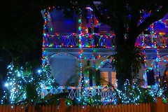Key West (Florida) November 2011 7799bf 4x6 (edgarandron - busy!) Tags: christmas keys lights florida christmaslights keywest floridakeys