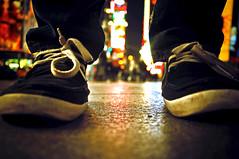Time Square, New York before Christmas (kingdomany) Tags: christmas city nyc ny newyork color night america photography nikon timesquare empire d90 colorphotoaward