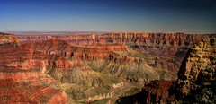 Grand Canyon (nebulous 1) Tags: arizona color nature landscape nationalpark nikon view grandcanyon canyon explore 239 caperoyal 2011 dec22 nebulous1