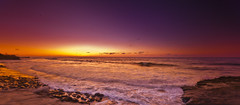La Jolla, California, USA, October, 2011 (bobbylbrett) Tags: california sunset la sunsets lajolla jolla beautifulsunset beautifulsunsets romanticsunsets romanticsunset