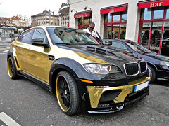 BMW X6 M Hamann Tycoon EVO M (Alexandre Prvot) Tags: auto france cars car sport gold automobile european power 4x4 or parking transport automotive voiture m route exotic coche nancy bmw carro suv tuning lorraine macchina supercar spotting motorsport exotics oro bayerische supercars automvil hamann crossover ges prparation mpower motoren x6 werke dplacement e71 bayerischemotorenwerke worldcars bmwx6 prparations hamannmotorsport x6e71 grandestsupercars