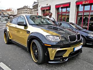 BMW X6 M Hamann Tycoon EVO M