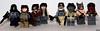 Figs from the dio (-Juzu-) Tags: lego ama brickarms brickforge apocalego legofigs apocalypticgangs