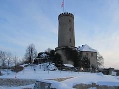 Sparrenburg (clickfish22) Tags: bielefeld wahrzeichen sparrenburg winter2010