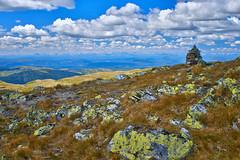 Vivitar 24 mm + Oloneo HDRengine (Krogen) Tags: nature norway landscape norge natur norwegen noruega scandinavia krogen landskap noorwegen noreg polarizingfilter skandinavia oppland synnfjellet spåtind vivitar24mm nordreland olympuse3 olympusomadaptermf1 oloneo