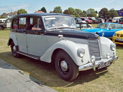 14 Armstrong Siddley Whitley Limousine (1950-53)