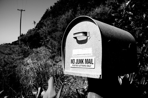 Message to the mail man