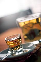 Rum + Tea (Emilijan Sekulovski) Tags: orange hot table tea drink spoon macedonia ohrid rum cubalibre