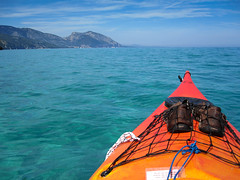 "Kayaking Sardinia • <a style=""font-size:0.8em;"" href=""http://www.flickr.com/photos/55747300@N00/6650068081/"" target=""_blank"">View on Flickr</a>"