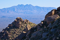 Purple Mountains (doveoggi) Tags: arizona landscape scottsdale fourpeaks the4elements 4277 mcdowellsonoranpreserve