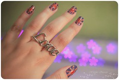 (2.52) England nails (wichilei) Tags: