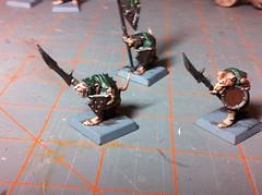 Clanrats (benjibot) Tags: painting fantasy warhammer skaven clanrats