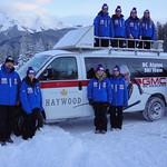 BCST WOMEN team 2011/2012