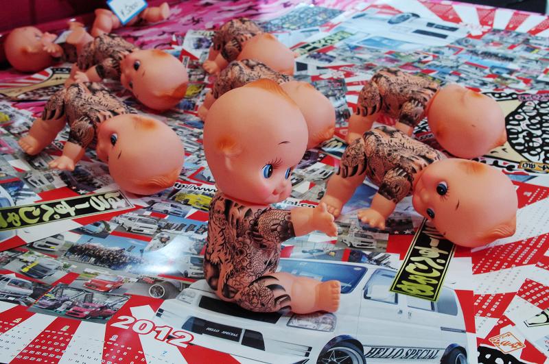 2012 東京改裝車展 by 粉紅K-r