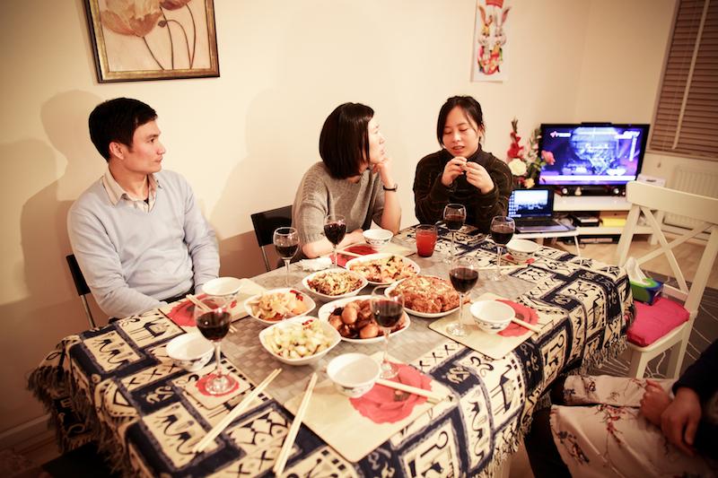 Chen Jie home dinner 017