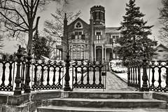 """""""The Castle"""" Marietta, Ohio (Bruce Wunderlich) Tags: ohio castle nikon marietta the d90"""