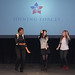 "First Lady Michelle Obama ""random dancing"" with Miranda Cosgrove and Jennette McCurdy from iCarly"