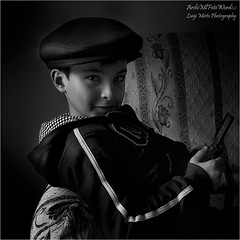U' Picciuttddu - Il Ragazzino - The little boy (.Luigi Mirto/ArchiMlFotoWord) T