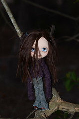 ~ Dusk ~ (missleslielew ~ is so behind...trying to catch up!) Tags: alpaca necklace dusk graves blessing blythe custom mab reroot zaloa my
