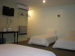 bilk family RM 149.00 nett (Ridel Boutique Hotel Wakaf Che Yeh) Tags: hotel che kota yeh kelantan bharu wakaf