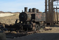 Goldfield NV 1906a (DB's travels) Tags: railroad abandoned nevada steam goldfield winter12 temphrr tempswnv