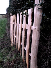 """Feather edge fence design • <a style=""""font-size:0.8em;"""" href=""""http://www.flickr.com/photos/61957374@N08/6713763607/"""" target=""""_blank"""">View on Flickr</a>"""