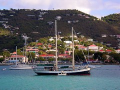 A lot of color (E Godfrey) Tags: colors sailing stjohns stthomas cinnamonbay bvis bythewind