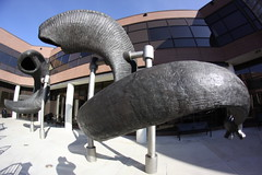 VCU Rams Horns Fisheye (Gamma Man) Tags: panorama art college virginia 3d mural university horns anaglyph panoramic richmond fisheye va ric horn rams vcu ram 8mm richmondva richmondvirginia rva fisheyelens collegecampus highereducation finalfour mcv ejc virginiacommonwealthuniversity medicalcollegeofvirginia ramz 3dphotography 3dphoto rokinon 3dphotos vcurams rokinon8mm anaglyphphoto rokinonfisheye elijahjameschristman panoramicmural anaglyphphotos rokinonfisheyelens anaglyphphotograph anaglyphphotographs elichristman elijahchristman elichristmanrva