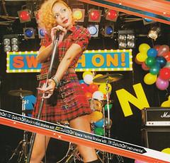 土屋アンナ つちや アンナ Switch On! MP3 rar Download ダウンロード