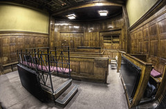 Silence in court (odin's_raven) Tags: urban abandoned court exploring explorer raven hdr ue urbex odins talkurbex odinsraven