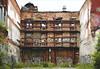 L'envers du décor (• CHRISTIAN •) Tags: urban architecture facade 35mm nikon ruins montréal decay vacant urbain décor ruines décrépitude démolition mtlguessed d80 gwim