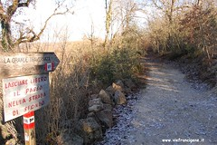 53 (vie francigene) Tags: siena monteriggioni pellegrini cammino viafrancigena