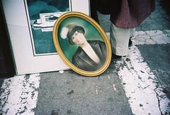literally a street portrait (lomokev) Tags: street portrait lomo lca lomography kodak kodakportra400vc lomolca frame portra lomograph fleemarket literally kodakportra400 kodakportra roll:name=100821lomolcavc file:name=100821lomolcavc05