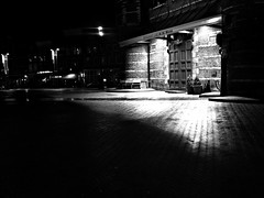 A'dam 1 (henryhill125) Tags: city light shadow blackandwhite bw amsterdam lights europe thenetherlands waag mokum fotocompetition fotocompetitionbronze canong10 yourockwinner herowinner