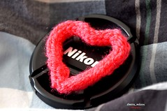 I LOVE MY NIKON - [ EXPLORED - #122, Jan 25, 2012 ] -  thank you ! (dimitra_milaiou) Tags: world pink blue red people black color art love wool logo rouge greek photography one 1 design living diy photo nikon knitting europe photographer heart photos handmade d stripes crafts dream knit athens hobby best want yarn explore greece photograph passion 500 knitted nikkor shape emotions pure 90 athina feelings 2012 dimitra d90 linescurves f3556 explored  sakalak 18105mm            milaiou  iconred
